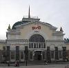 Железнодорожные вокзалы в Новошахтинске