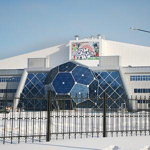 Спортивные комплексы Новошахтинска