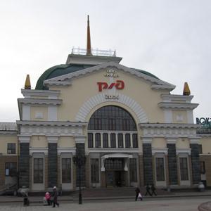 Железнодорожные вокзалы Новошахтинска
